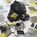 Sell: Casque Tonfly Taille L 57 noir mat