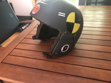 Sell: casque debutant M