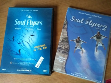 Sell: 2 DVD des Soul Flyers