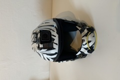 Sell: Casque skyvision + Go pro hero 6