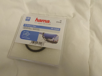 Sell: Filtre UV Hama 46mm