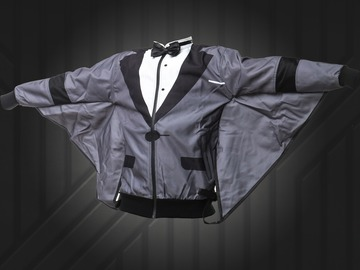Sell: Tuxedo camera jacket